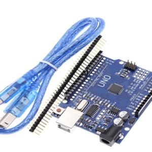 Arduino Uno R3 SMD Atmega328 Con Cable Usb