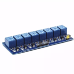 Modulo Relé 8 Canales Con Optoacopladores