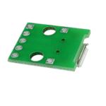 Adaptador Micro Usb A Dip 5pin Conector Hembra Tipo B Pcb