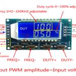 Generador Señal PWM 1hz-150khz 3.3v-30v