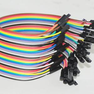 Kit de cables Jumpers 20cms Pack X40 H/H