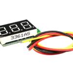 Mini Voltimetro Digital Dc 0v-100v
