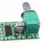 Amplificador De Audio Estéreo Pam8403 Con Potenciometro