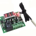 Termostato Digital W1209 Control De Temperatura Con Sonda
