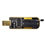 Programador Memorias Ch341a Eeprom Series 24 25 Flash Bios