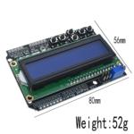 Pantalla Lcd 1602 Display Shield Keypad