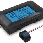 Voltiamperímetro Digital AC 85V – 250 V 100A