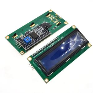 Pantalla LCD 16×2 Display 1602 Con I2C