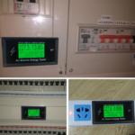 Voltiamperímetro Medidor De Consumo Ac 50-320v