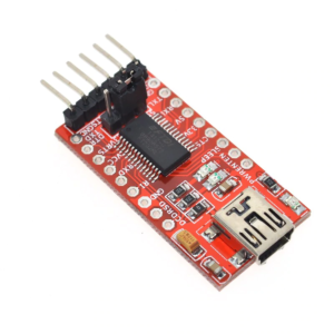 Modulo Ftdi Ft232 Conversor Usb-ttl Serial