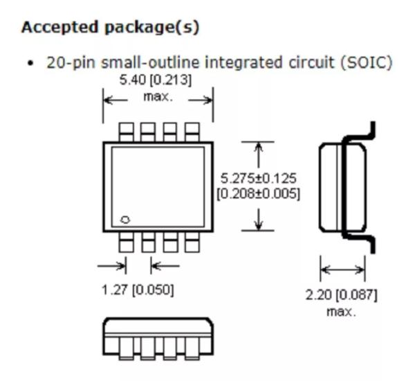 base memoria eeproom adaptador (6)