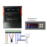 Termohigrometro Digital SHT2000