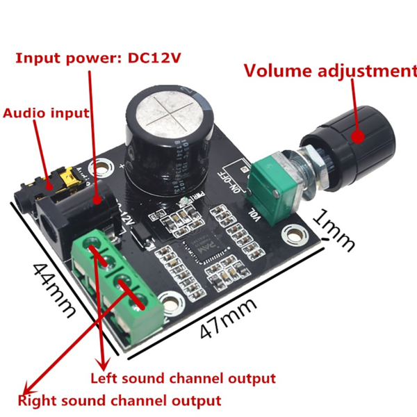 amplificador pam8610 con potenciometro (1)