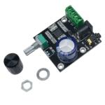 Amplificador De Audio Pam8610 Stereo 2x15w Con Potenciometro