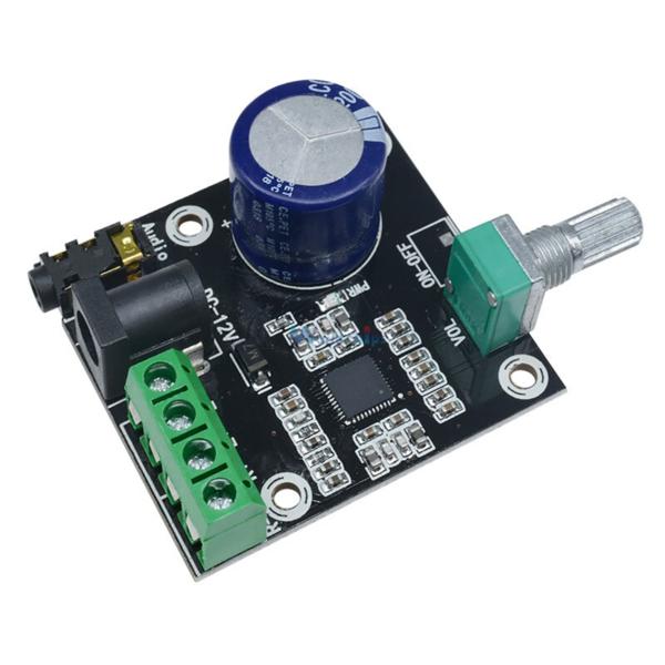 amplificador pam8610 con potenciometro (6)