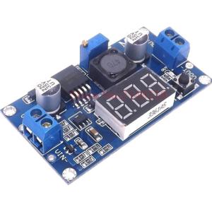 LM2596 Modulo Regulador De Voltaje Dc Con Voltimetro