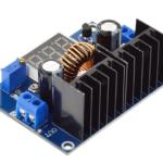 Regulador De Voltaje Dc Xl4016 4-36v | 1.25-36v 8a 250w