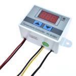 Termostato Digital Incubadora W3001 Controlador Temperatura