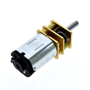 Motorreductor N20 200 Rpm – Micro Motor Dc Robot 6v – 12v