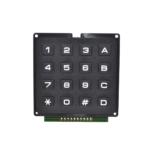 Teclado Matriz 4×4 Matricial Arduino Plastico Botones