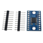 Convertidor Nivel Lógico Bidireccional Txs0108e 8 Canales