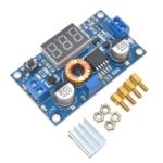 Modulo Regulador De Voltaje Dc XL4015 Con Voltimetro