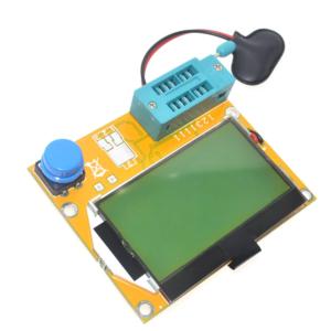 Probador Multicomponentes M328 Tester Lcr-t4 Esr Resistencia