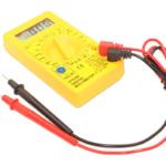 Multímetro Digital Tester Multifuncional Ac Dc Voltimetro