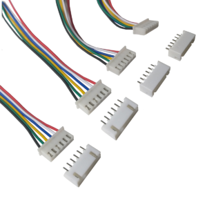 Kit Conector Jst 6p Hembra Con Cables Y Macho