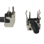 Interruptor Pulsador 4pines Botón Horizontal6x6x6mm