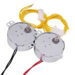 Motor Para Volteo Incubadora 110v – Alta Calidad 48 Huevos