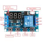 Temporizador Digital Programable Volteo Incubadora Plc