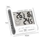 Medidor De Humedad Termometro Termohigrometro Dc103