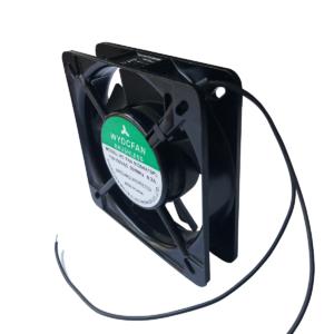 VENTILADOR AC 110V 0.2A 11x11x2.5 CM