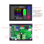 Voltímetro Digital Dc 7-380v Vatímetro Dc Con Bluetooth