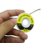 Malla Desoladadora Ancho 2mm 1.5 Mt Retira Componentes Smd