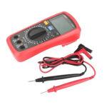 Multímetro Digital Uni-t Ut39a+ Multiuso Transistores Buzzer