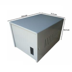 Caja Metálica 10,5X11,3X15,5 CM CP057
