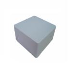 Caja Plástica Proyecto Electrónica 10X10X7 CM