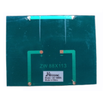 Mini Panel Solar 12V 100mA 88X113 mm