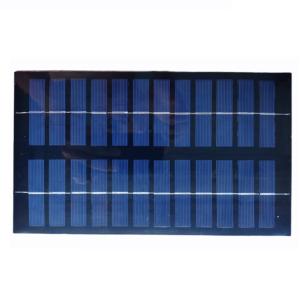Mini Panel Solar 12V 300mA 160X273 mm