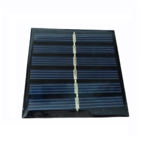Mini Panel Solar 3V 100mA 58X58 mm