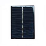 Mini Panel Solar 3V 200mA 58X82 mm