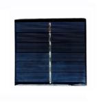 Mini Panel Solar 3V 300mA 76X82 mm