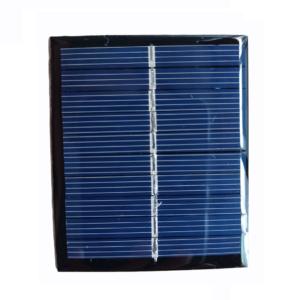 Mini Panel Solar 5V 100mA 70X58 mm