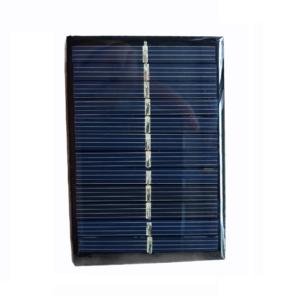 Mini Panel Solar 5V 300mA 138X82 mm