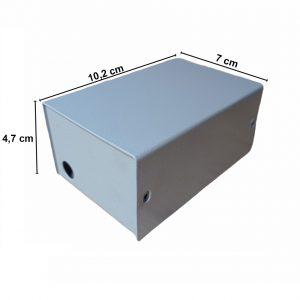 Caja Metálica 4,7X7X10,2 CM CP012