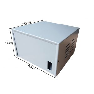 Caja Metálica 10X16,5X15,5 CM CP059
