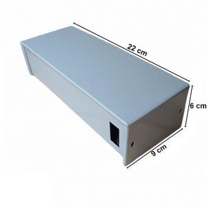 Caja Metálica 6X22X9 CM CP040