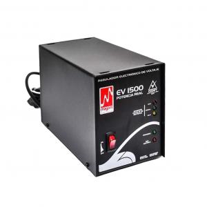 Regulador Estabilizador De Voltaje De 1500w A 110v Magom